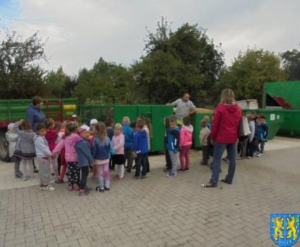 Punkt Selektywnej Zbiórki Odpadów Komunalnych widziany przez dzieci (5)