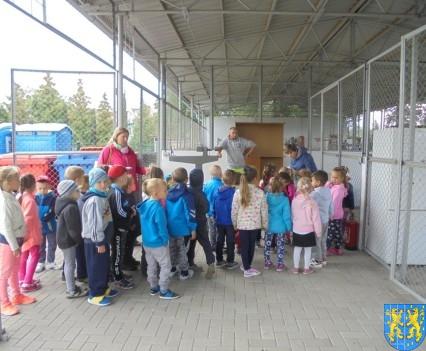 Punkt Selektywnej Zbiórki Odpadów Komunalnych widziany przez dzieci (6)