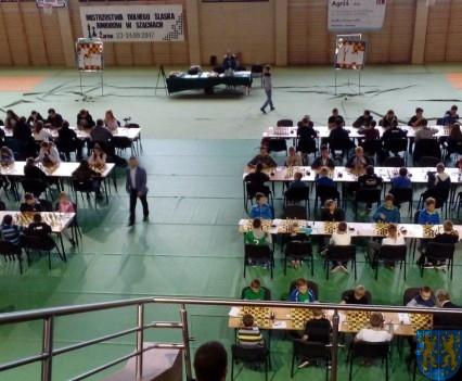 Szachistka z Kamieńca na mistrzostwach Dolnego Śląska (1)
