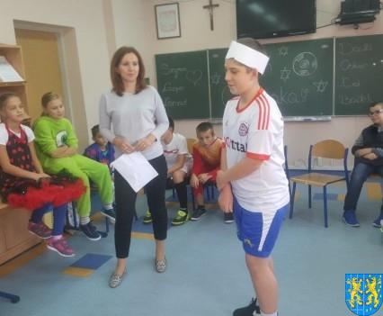 Dzień Chłopaka w klasie V (2)