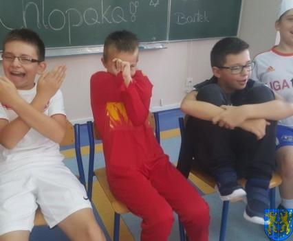 Dzień Chłopaka w klasie V (4)