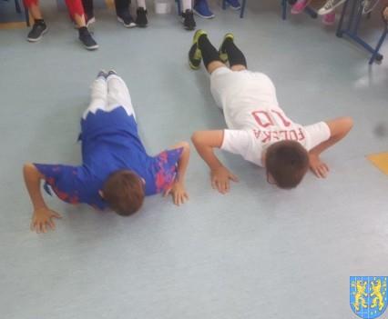 Dzień Chłopaka w klasie V (6)