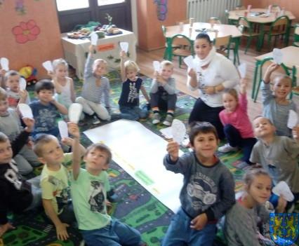 Ogólnopolski dzień przedszkolaka w Dwójeczce (1)