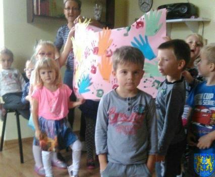 Ogólnopolski dzień przedszkolaka w Dwójeczce (2)