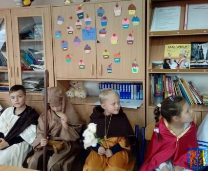 Święci w naszej szkole (10)