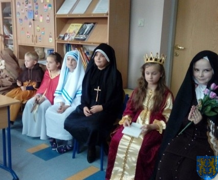Święci w naszej szkole (11)