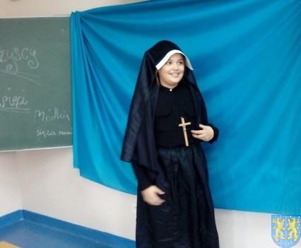 Święci w naszej szkole (8)