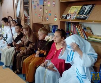 Święci w naszej szkole (9)