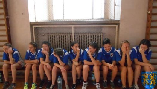 Finał powiatowy koszykówki dziewcząt