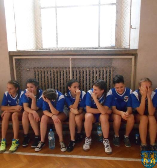Finał powiatowy koszykówki dziewcząt (1)