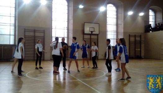 Koszykówka – półfinał powiatowy