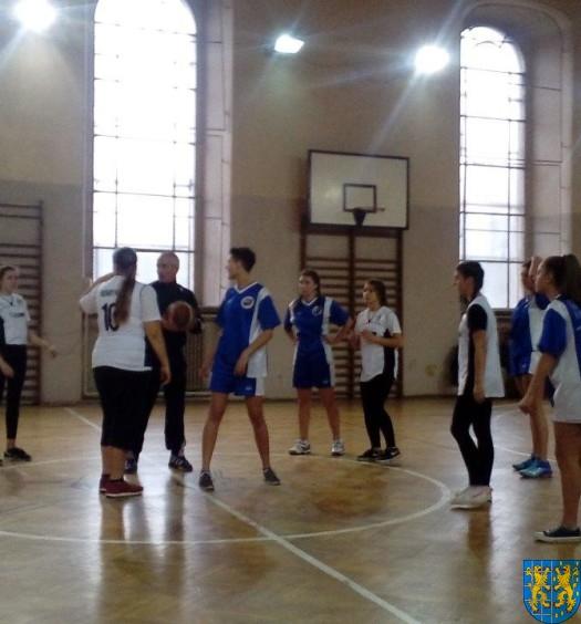 Koszykówka półfinał powiatowy (3)