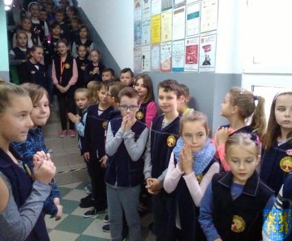 Nowy Zarząd Samorządu Uczniowskiego w Szkole Podstawowej nr 2 (1)