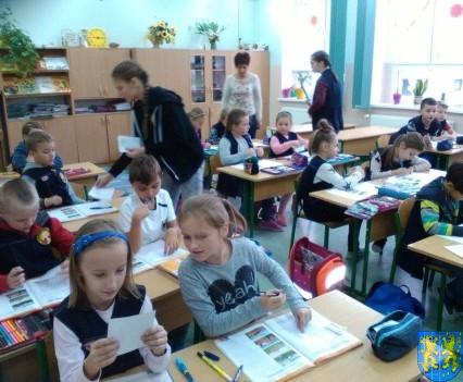 Nowy Zarząd Samorządu Uczniowskiego w Szkole Podstawowej nr 2 (12)