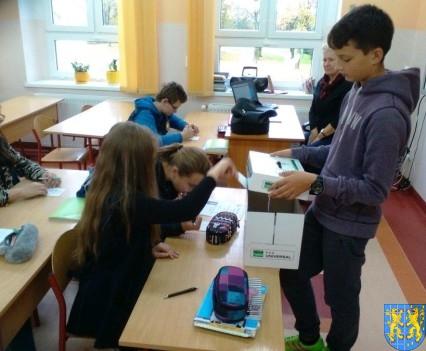 Nowy Zarząd Samorządu Uczniowskiego w Szkole Podstawowej nr 2 (16)