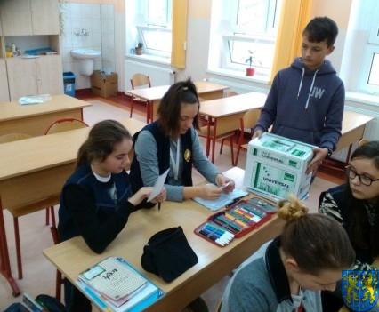 Nowy Zarząd Samorządu Uczniowskiego w Szkole Podstawowej nr 2 (18)