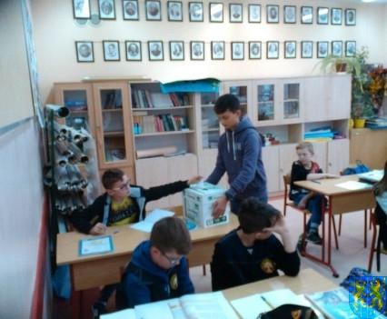 Nowy Zarząd Samorządu Uczniowskiego w Szkole Podstawowej nr 2 (23)