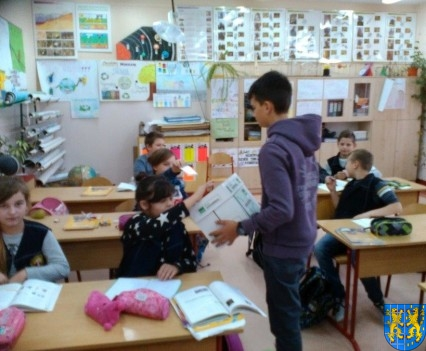 Nowy Zarząd Samorządu Uczniowskiego w Szkole Podstawowej nr 2 (25)
