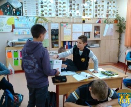 Nowy Zarząd Samorządu Uczniowskiego w Szkole Podstawowej nr 2 (26)