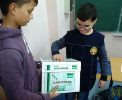 Nowy Zarząd Samorządu Uczniowskiego w Szkole Podstawowej nr 2 (32)