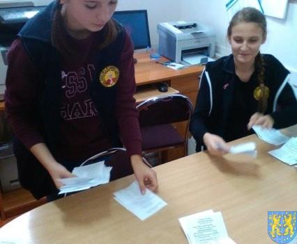 Nowy Zarząd Samorządu Uczniowskiego w Szkole Podstawowej nr 2 (34)