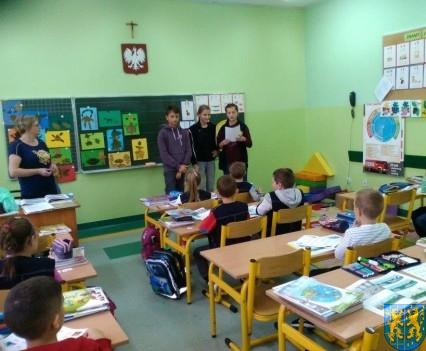 Nowy Zarząd Samorządu Uczniowskiego w Szkole Podstawowej nr 2 (39)