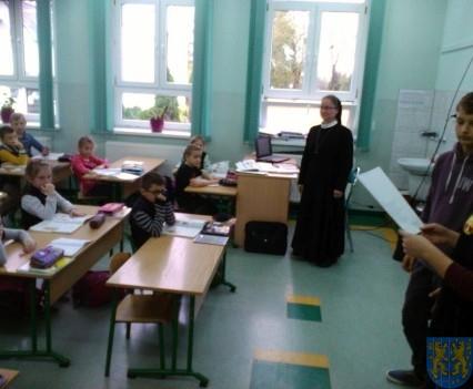 Nowy Zarząd Samorządu Uczniowskiego w Szkole Podstawowej nr 2 (41)