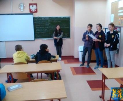 Nowy Zarząd Samorządu Uczniowskiego w Szkole Podstawowej nr 2 (43)