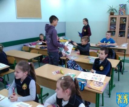 Nowy Zarząd Samorządu Uczniowskiego w Szkole Podstawowej nr 2 (6)
