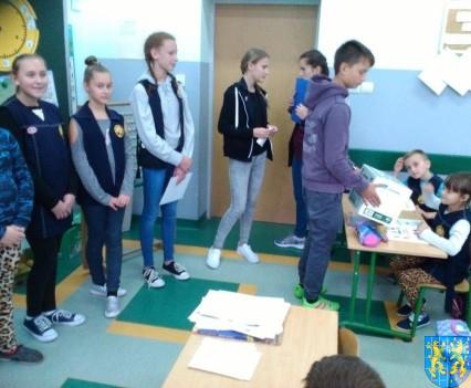 Nowy Zarząd Samorządu Uczniowskiego w Szkole Podstawowej nr 2 (9)