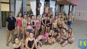 Po lekcjach na basen (1)