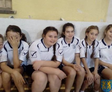 Mini koszykówka dziewcząt finał powiatowy (1)