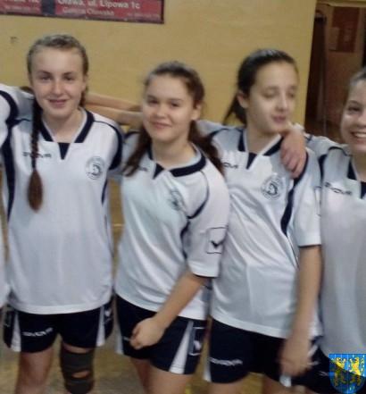 Mini koszykówka dziewcząt finał powiatowy (2)