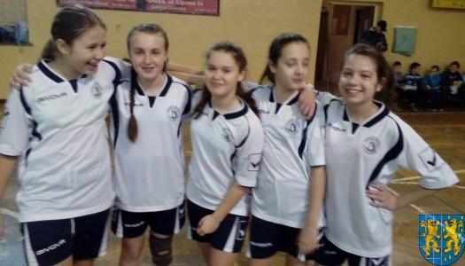 Mini koszykówka dziewcząt – finał powiatowy