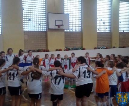 Mini koszykówka dziewcząt finał powiatowy (9)