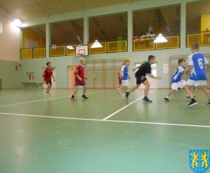 Półfinał powiatowy mini koszykówki (2)
