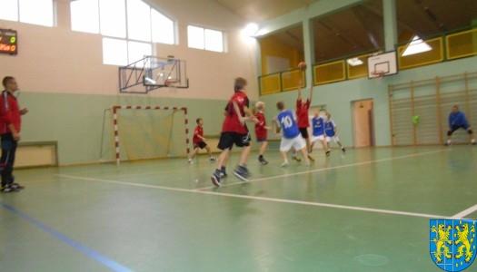 Półfinał powiatowy mini koszykówki