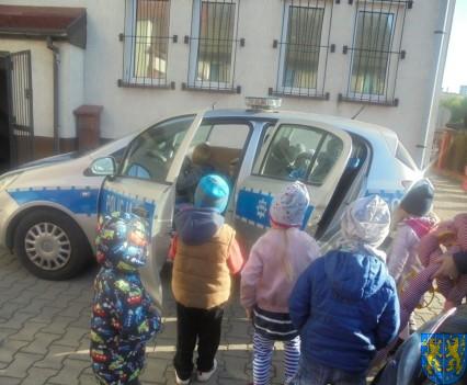 Przedszkolaki trafiły na policję (20)