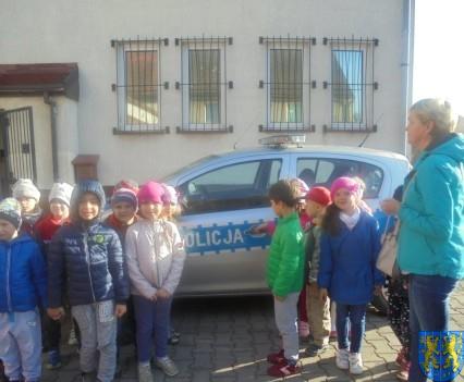 Przedszkolaki trafiły na policję (6)