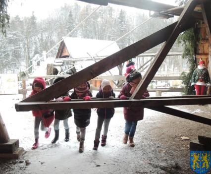 Z wizytą w wiosce Świętego Mikołaja (1)