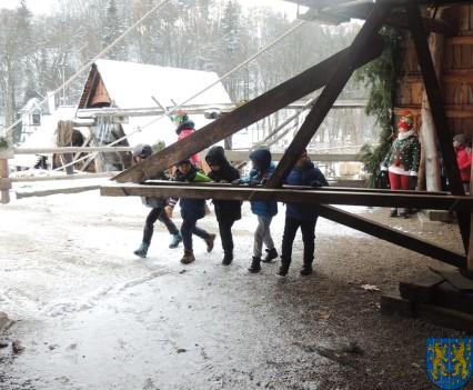Z wizytą w wiosce Świętego Mikołaja (2)