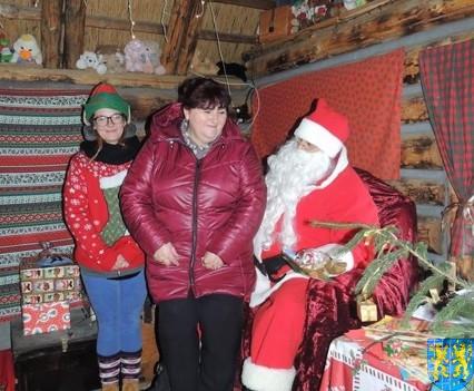 Z wizytą w wiosce Świętego Mikołaja (42)