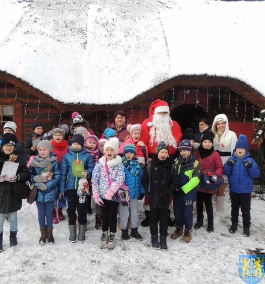 Z wizytą w wiosce Świętego Mikołaja (46)