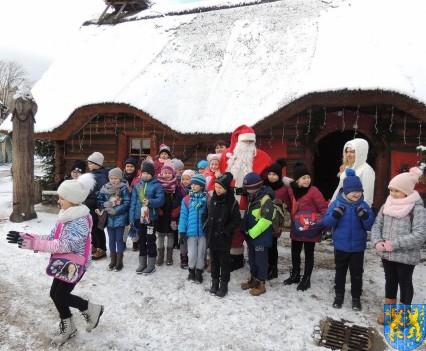 Z wizytą w wiosce Świętego Mikołaja (47)
