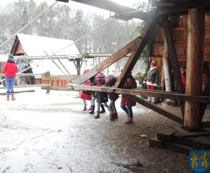 Z wizytą w wiosce Świętego Mikołaja (5)