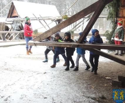 Z wizytą w wiosce Świętego Mikołaja (7)