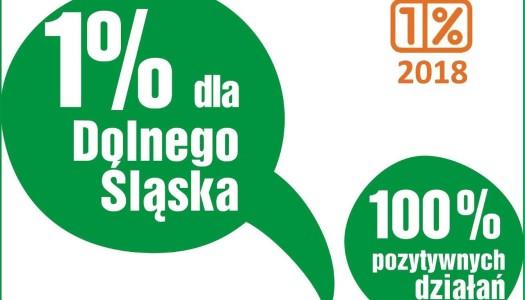 1% dla Dolnego Śląska