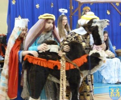 Jasełka Bożonarodzeniowe w kamienieckiej szkole (10)