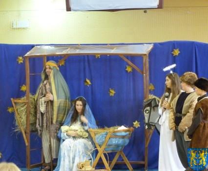 Jasełka Bożonarodzeniowe w kamienieckiej szkole (13)
