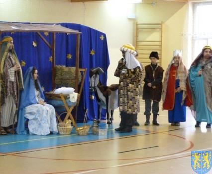 Jasełka Bożonarodzeniowe w kamienieckiej szkole (15)